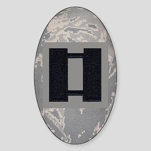 USAF-Capt-Journal-ABU Sticker (Oval)
