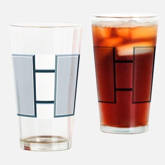 USAF-Capt Drinking Glass