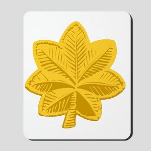 USAF-Maj-Gold Mousepad