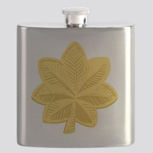 USAF-Maj-Gold Flask