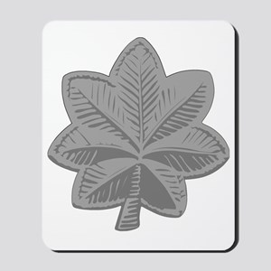 USAF-LtCol-Silver Mousepad