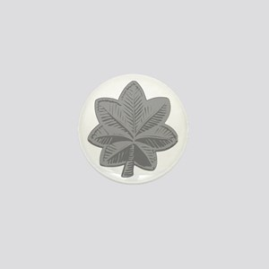 USAF-LtCol-Silver Mini Button