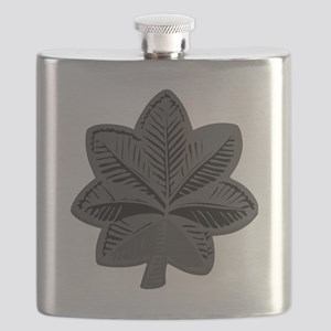 2-USAF-LtCol-Subdued-Gray Flask
