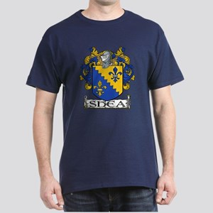Shea Coat of Arms Dark T-Shirt