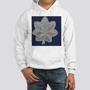 USAF-LtCol-Tile Hooded Sweatshirt