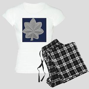 USAF-LtCol-Tile Women's Light Pajamas