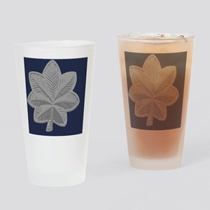 USAF-LtCol-Tile Drinking Glass