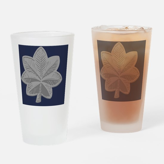 USAF-LtCol-Tile Drinking Glass