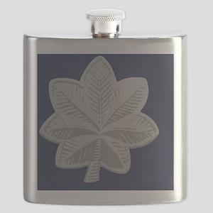 USAF-LtCol-Magnet-Blue Flask