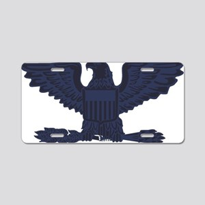 2-USAF-Col-Subdued-Blue-2 Aluminum License Plate