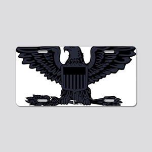USAF-Col-Subdued-Blue Aluminum License Plate