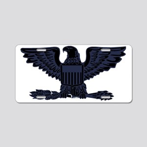 USAF-Col-Subdued-Blue-2 Aluminum License Plate