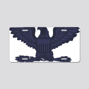 USAF-Col-Subdued-Blue-3 Aluminum License Plate