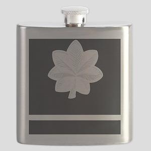 USAF-LtCol-Journal-Epaulette Flask