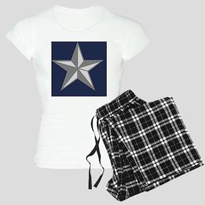 USAF-BG-Tile Women's Light Pajamas