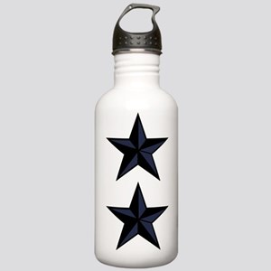 USAF-MG-Subdued-Blue-2 Stainless Water Bottle 1.0L