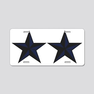 USAF-MG-Subdued-Blue- Aluminum License Plate