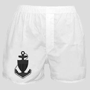 USCG-Rank-CPO-Anchor-Subdued- Boxer Shorts