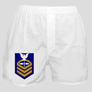 USCG-Rank-AMTC-Crow Boxer Shorts