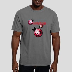 Ladybugs Mens Comfort Colors Shirt