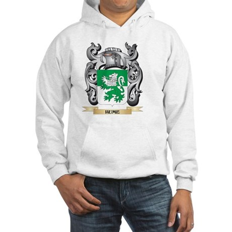 Hume Coat of Arms - Family Crest Sweatshirt