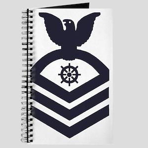 USCG-Rank-QMC-Blue-Crow- Journal