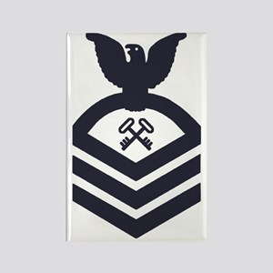 USCG-Rank-SKC-Blue-Crow- Rectangle Magnet
