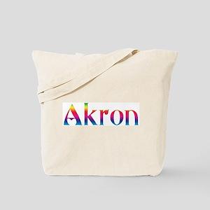 Akron Tote Bag