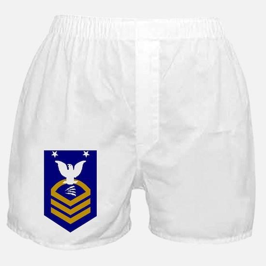 USCG-Rank-TCCM Boxer Shorts