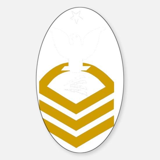 USCG-Rank-TCCS-PNG Sticker (Oval)