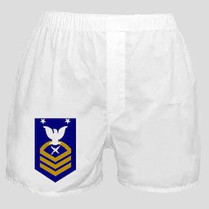 USCG-Rank-ISCM Boxer Shorts