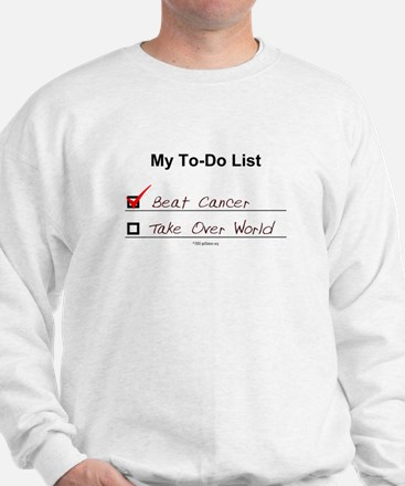 My To-Do List Sweatshirt