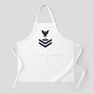 Navy-Rank-AC2-Whites Apron