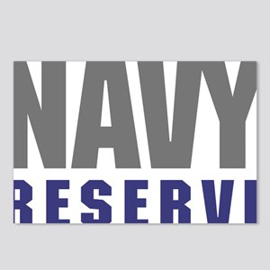 USNR-Navy-Reserve-Text Postcards (Package of 8)