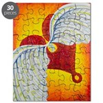 Love is taking flight Puzzle