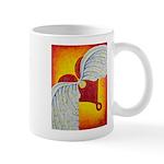 Love is taking flight Small Mugs