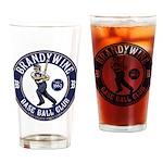 Brandywine Ballist Circle Drinking Glass
