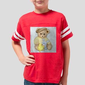 EasterBoySquare2 Youth Football Shirt