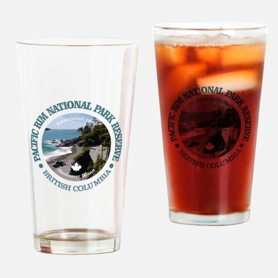 Pacific Rim NPR Drinking Glass