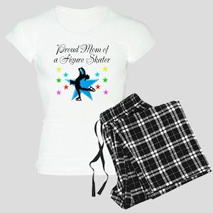 TOP SKATING MOM Women's Light Pajamas