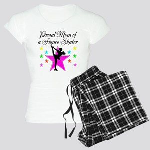 SKATING CHAMP MOM Women's Light Pajamas