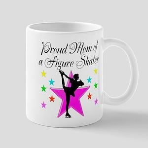 SKATING CHAMP MOM Mug