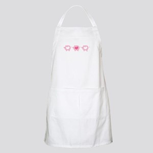 Pigs and Hearts BBQ Apron