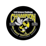 "3.5"" Button 2012-2013 9:00 Science Challenge"