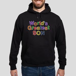 Worlds Greatest Son Hoodie