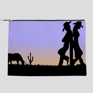 Western Makeup Pouch
