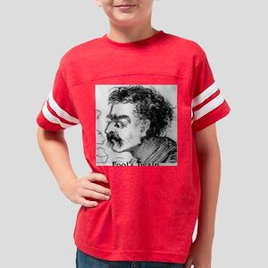 FoolsTwain Youth Football Shirt