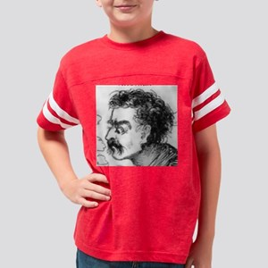 FoolsTwain2 Youth Football Shirt