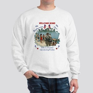 Welcome Home Brother-in-law! Sweatshirt