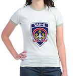 VAH-6 Jr. Ringer T-Shirt